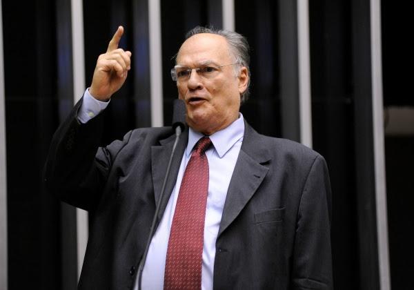 O presidente nacional do PPR, Roberto Freire (Foto: Câmara dos Deputados)