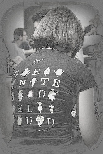 gente del fud t-shirt