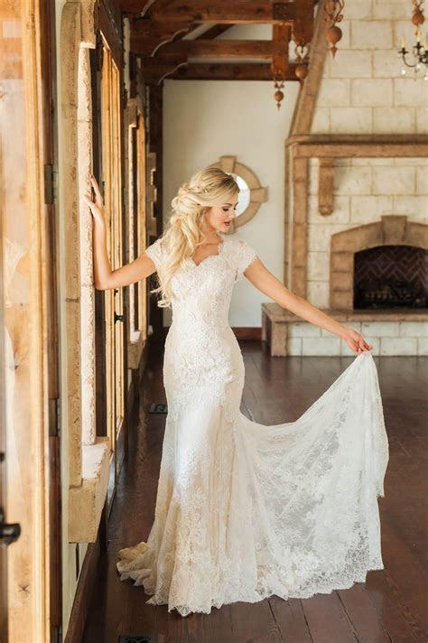 30 Gorgeous Modest Wedding Dresses   Latter day Saint