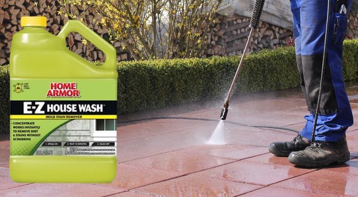 Best Pressure Washer Detergent and Soap
