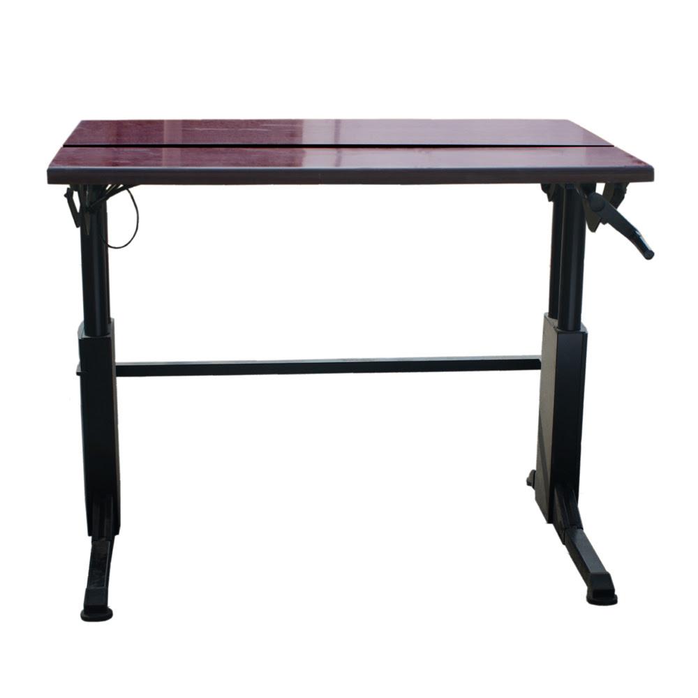 "43"" Steelcase Adjustable Work Table | eBay"
