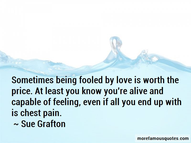 Quotes About Fooled By Love Top 26 Fooled By Love Quotes From