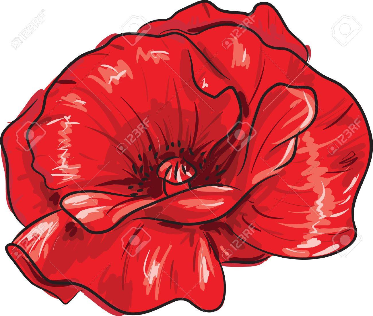 20 Fresh Flower Bouquet Easy Drawing