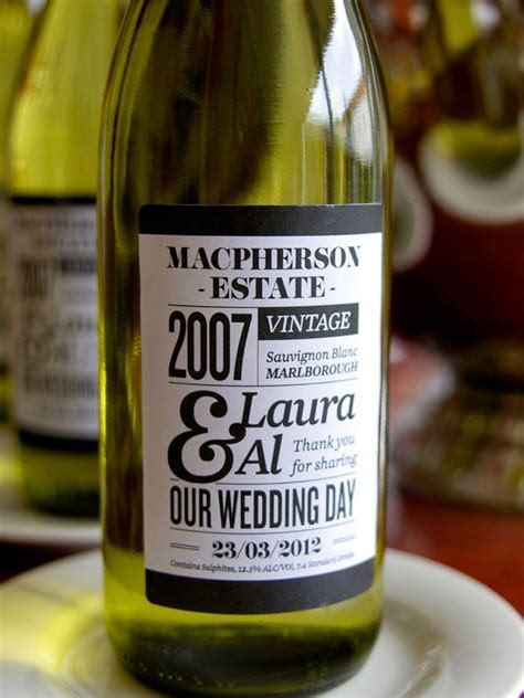 40 Creative Wine Label    Packaging Design   Wedding