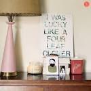 Roundup: 10 DIY Typographic Wall Art Ideas! » Curbly | DIY Design ...