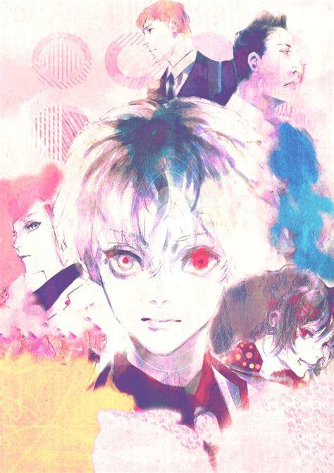 ishida senseis art   aesthetic tokyo ghoul