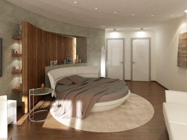 15 Most Amazing Modern Round Beds Ideas You'll Ever See 15
