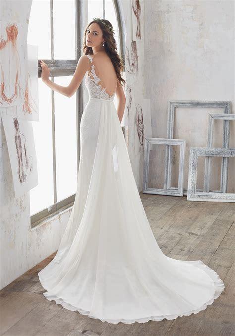 marisol wedding dress style  morilee