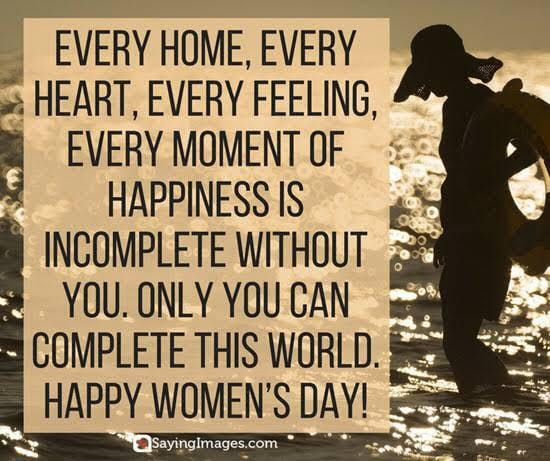 Womens Day Quotes Inspirational Quotes Pictures Motivational