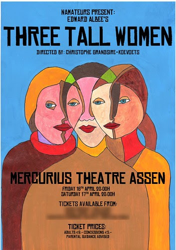Three Tall Women Poster