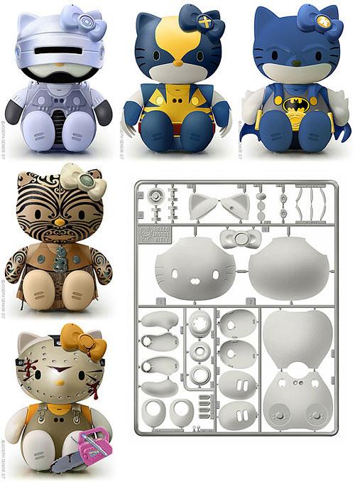 Hello-Kitty-Model-Kit-3