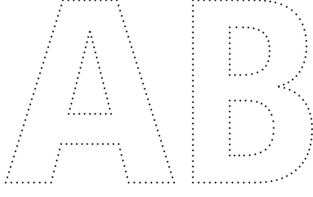 buchstaben ausdrucken vorlagen in a4  kinder malvorlagen
