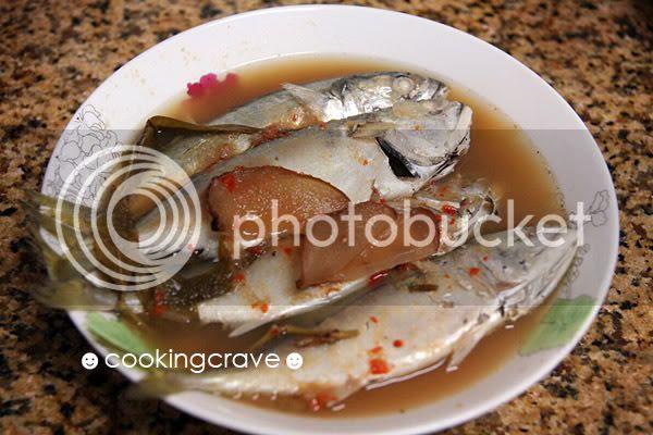 Assam Pedas Ikan Kembung1