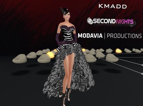 Modavia Fashion Week 2011 by Babychampagne