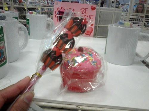 Cupcake Erasers & Favor Box At Michaels!