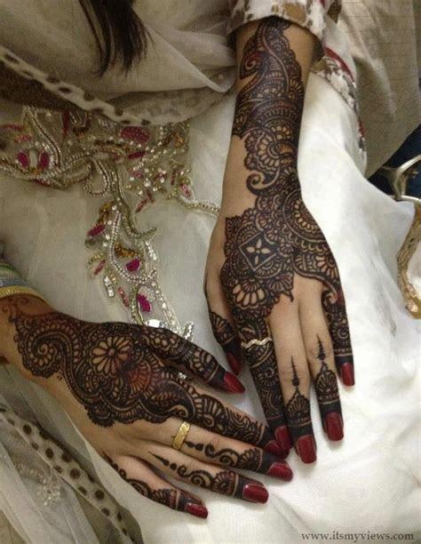 Indian Bridal Mehndi Designs 2013   Mehndi Desings 2013