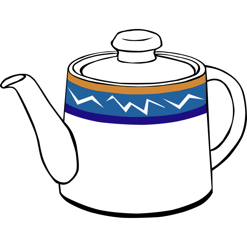 Teapot Clip Art Free Cliparts Co
