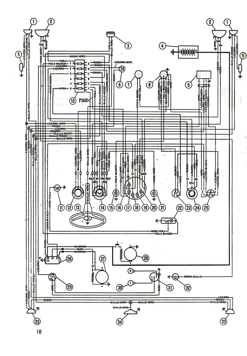 1975 Fiat Wiring Diagram Color - Wiring Diagram Server arch-wiring - arch- wiring.ristoranteitredenari.it | Workshop Wiring Schematic |  | Ristorante I Tre Denari Manerbio