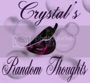 Crystals Random Thoughts