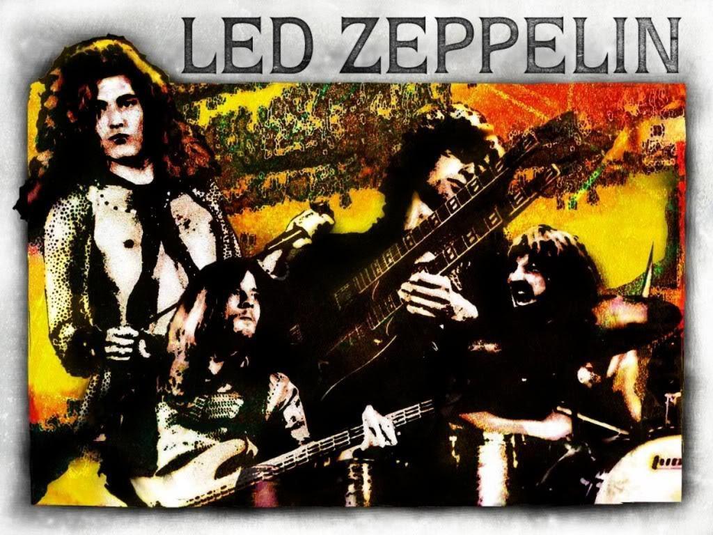 Led Zeppelin Classic Rock Wallpaper 17510901 Fanpop