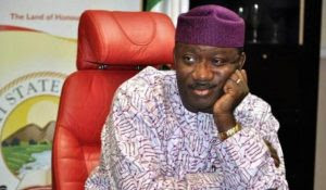 Ekiti Election: Fayemi Accuses INEC Of Giving PDP Election Materials
