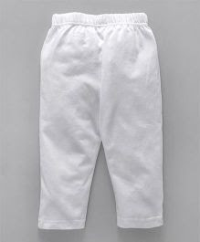 Doreme Solid Color Capri - White