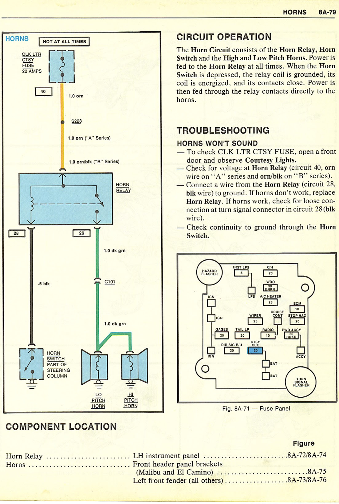 1970 Chevelle Horn Wiring Diagram Wiring Diagram For 2001 Dodge Ram 2500 Contuor Yenpancane Jeanjaures37 Fr
