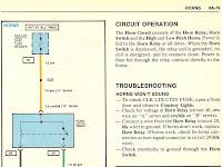 1983 Chevrolet El Camino Wiring Diagram