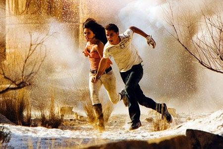 shia labeouf and megan fox in transformers 2. Shia LaBeouf and Megan Fox