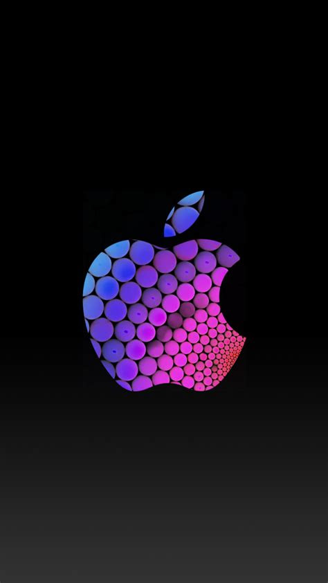 apple logo iphone  lock screen wallpaper iphone