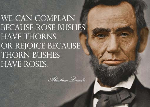 Good Morning Sunday 20 Abraham Lincoln Leadership Quotes