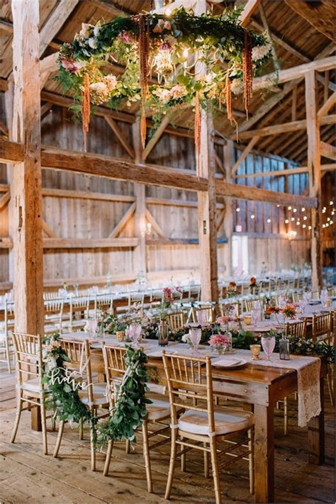 Top Barn Wedding Venues   Maine ? Rustic Weddings
