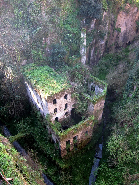 Quando a natureza cobra terreno à civilização 06