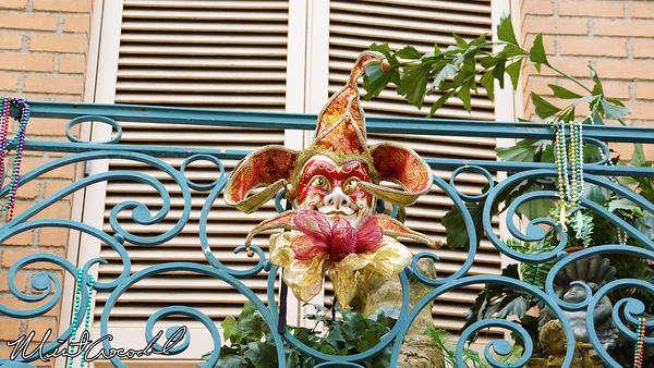 Disneyland Resort, Disneyland, New Orleans Square, Mardi Gras