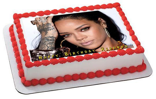Birthday Cake Rihanna