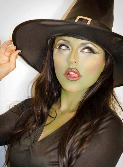 25 Witch Halloween Makeup Ideas For Women Flawssy
