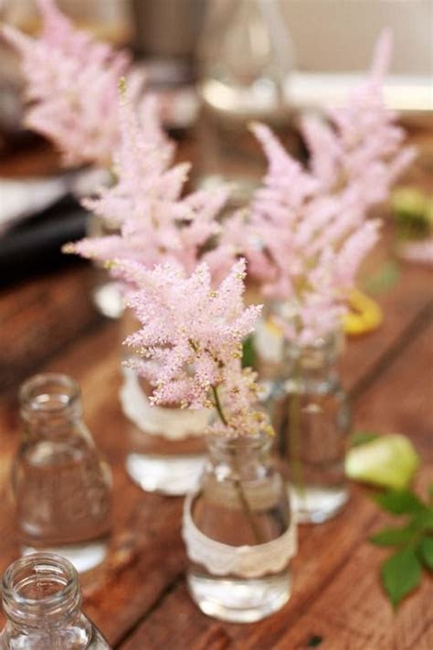 50 Ideas to Incorporate Astilbes In Your Wedding ? Page 8