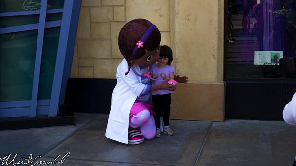 Disneyland Resort, Disney California Adventure, Doc McStuffins