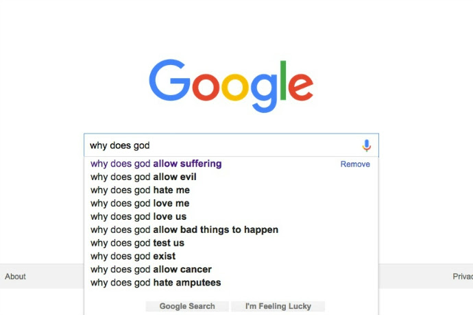 Are You There God Its Us Googling Religion Dispatches