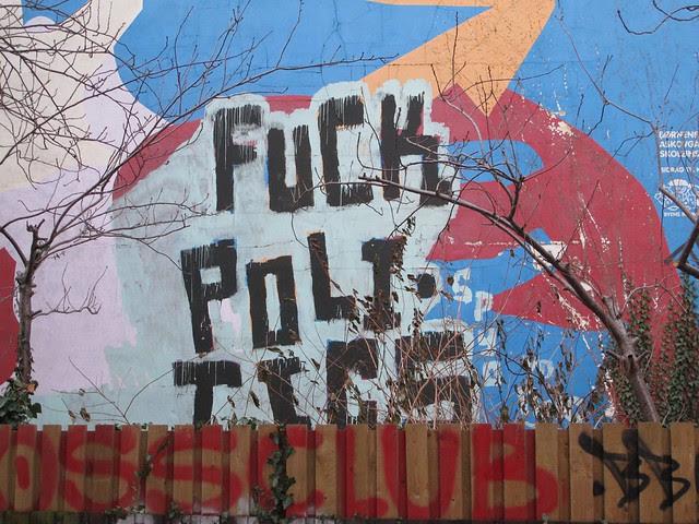 F*ck politics, Copenhagen pre election