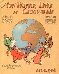 couverture livre geo (1957)