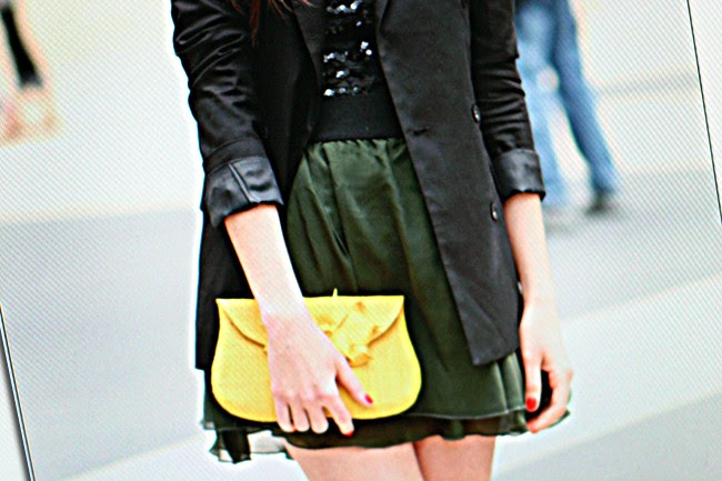 New York Fashion Week, Outfit