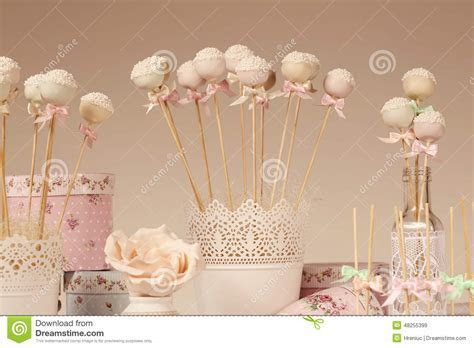 Cake pops stock image. Image of fruit, chocolate