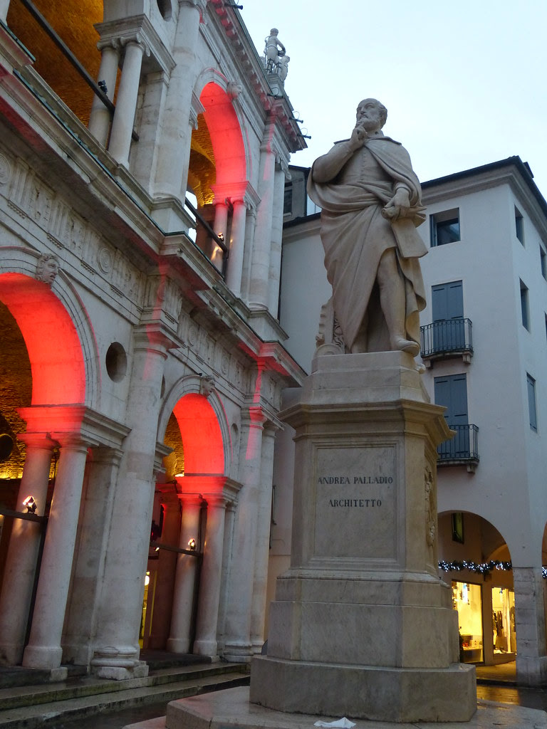 Statue of Andrea Palladio, Vicenza