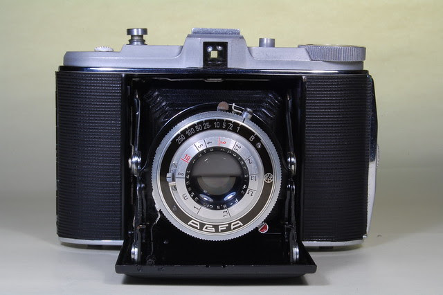 Agfa Jsolette/Isolette late model