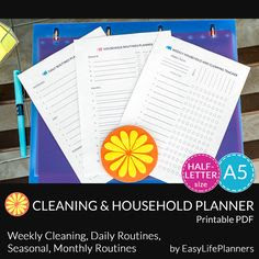 Cute Printable A5 Page - Printable Daily Planner - Daily Schedule ...