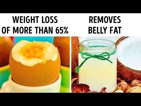 8 delicious foods that help you lose weight fast