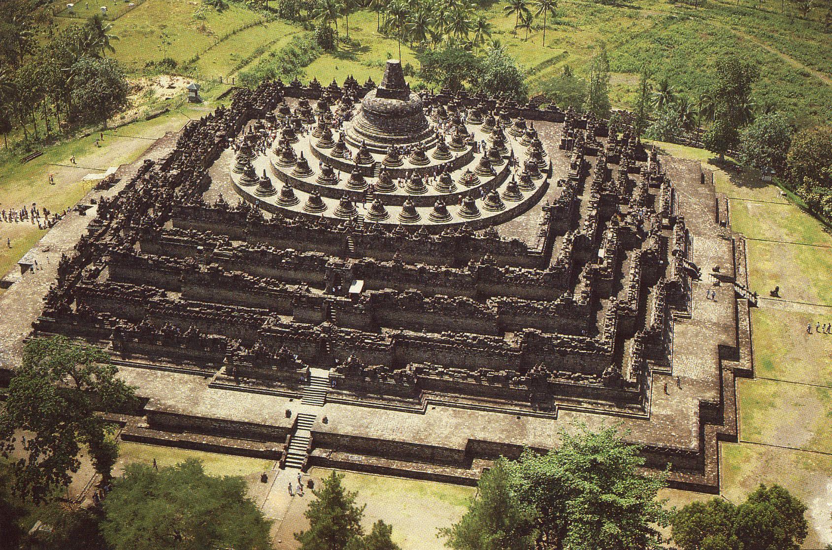 Berikan Suaramu Untuk Candi Borobudur Kaskus
