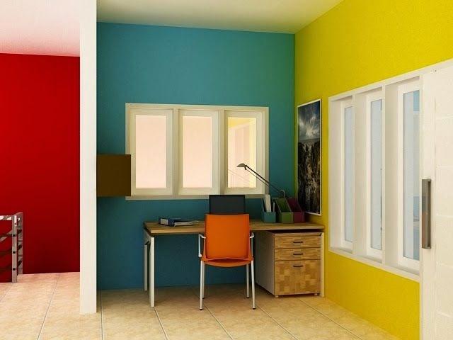 28 Perpaduan Warna Cat Dinding Yang Terupdate Saat Ini ...