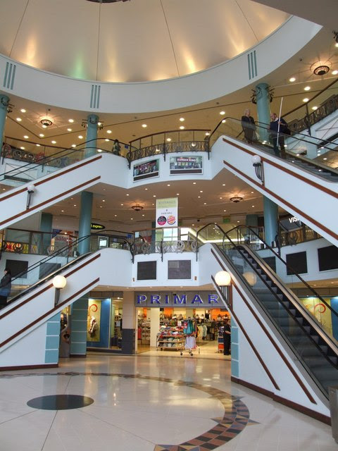 Waterside Shopping Centre Lincoln Dave Hitchborne Cc By
